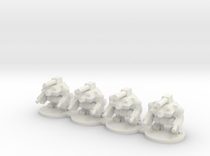 Hobgoblin War Robot 3d printed