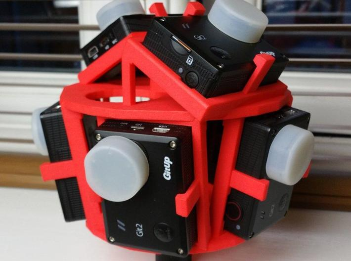 Brahma7 proRes Git2 Rig Only 3d printed