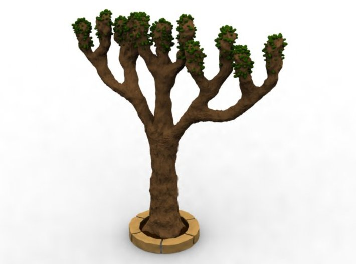 ONA01 Tree 3d printed