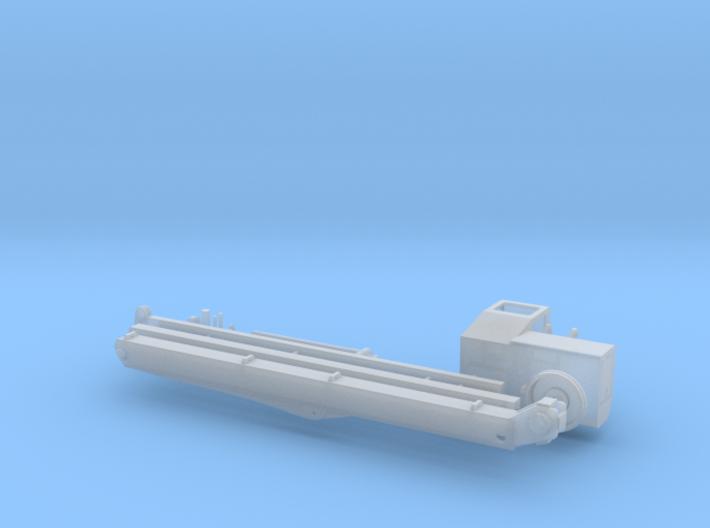 1/87th Oilfield Heavy Picker type Crane 3d printed