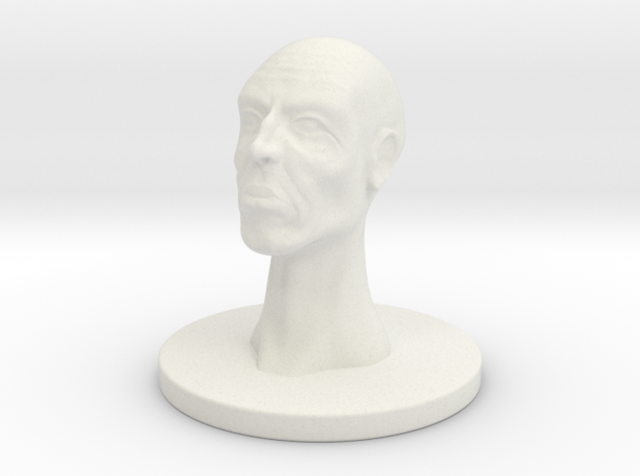 1 Inch Wise Man 3d printed