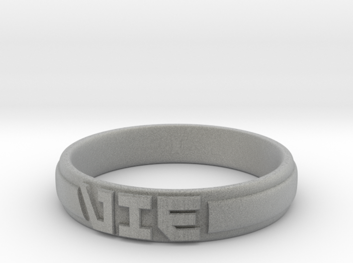 VIE Ring 3d printed