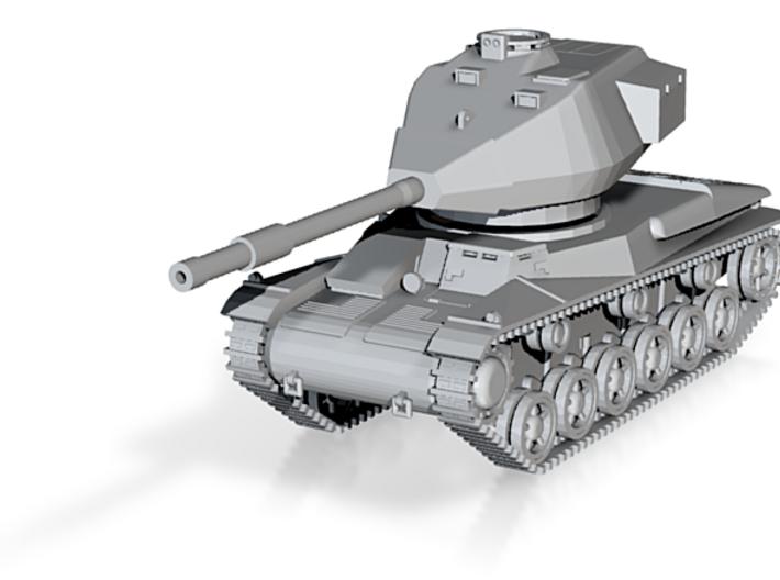 MV13E Stridsvagn 74 (1/72) 3d printed