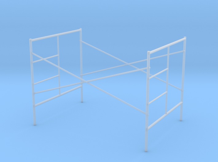 1:48 Step Frame Assembly 60x84x60 3d printed