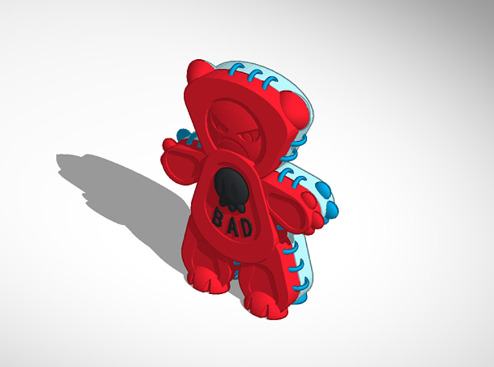 Mood Of The Day 3d printed