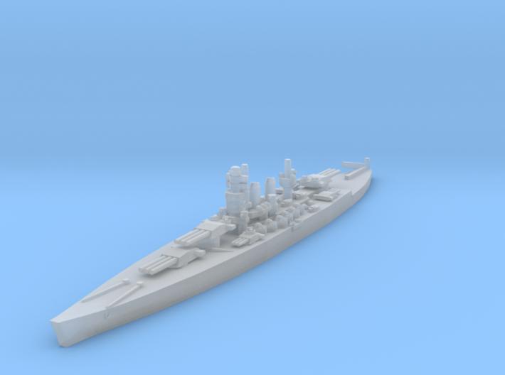 Littorio class battleship 1/4800 3d printed