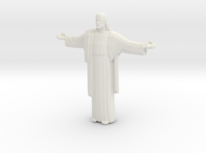 Cristo-redentor Large 3d printed