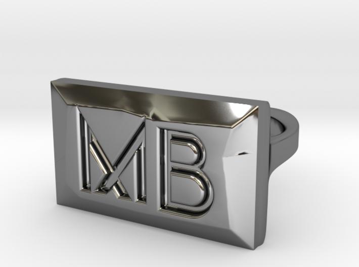 MB Ring 3d printed