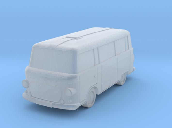 Barkas Bus (Z, 1:220) 3d printed