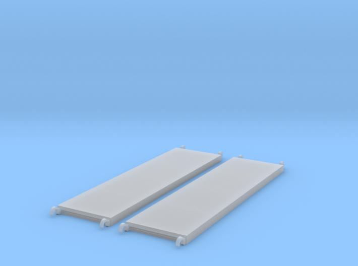 1:48 84x22 Walkboards 3d printed