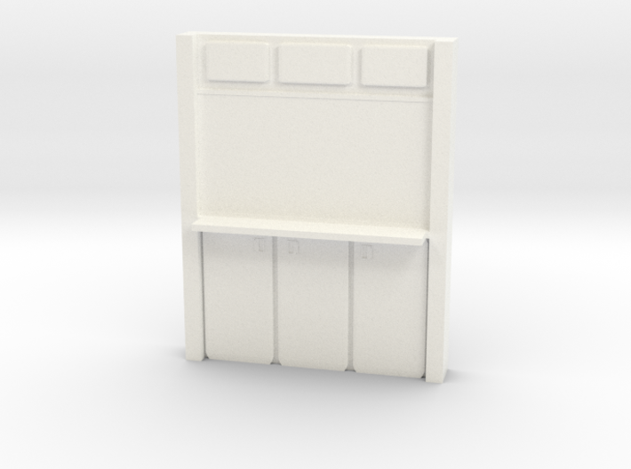 Basic Wall Unit 3d printed