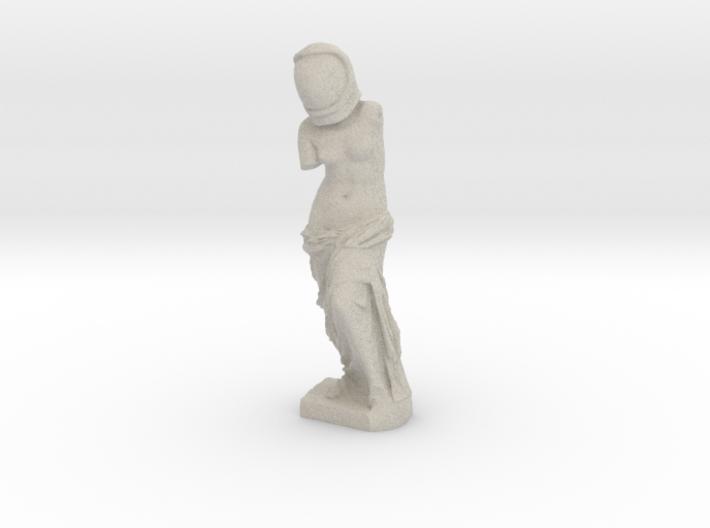 Venus De Space 3d printed
