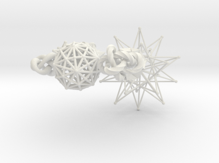 Geometrix Collection 5 3d printed