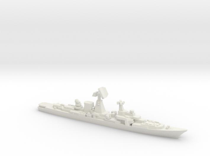 Cruiser Azov (Planned Modernization), 1/2400 3d printed