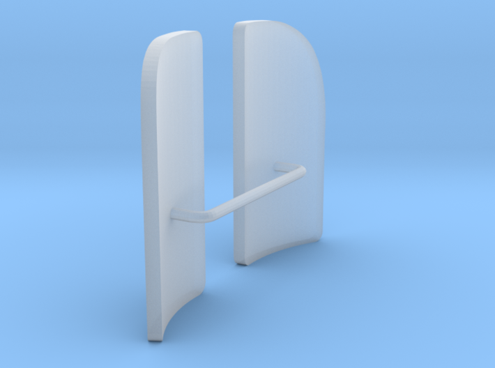 S stock windscreen 3d printed
