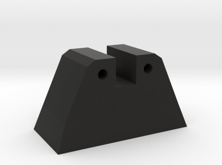 USP 45  Tactical Rearsight 3d printed