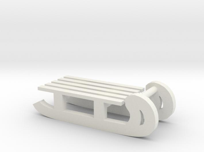 Sledge 3d printed