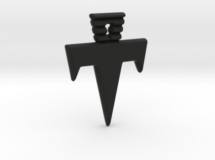 T-ANKH Keychain 3d printed