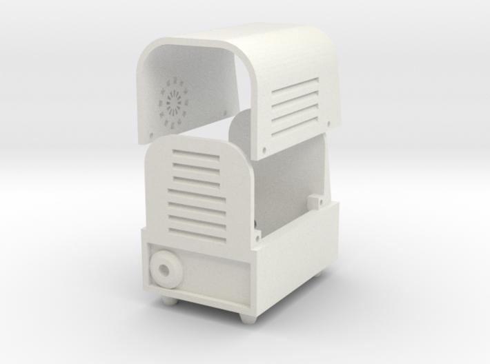 Welder 3d printed