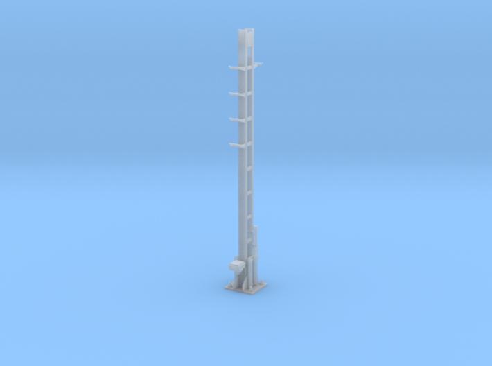 RhB Signal Mast for Main signals 3d printed