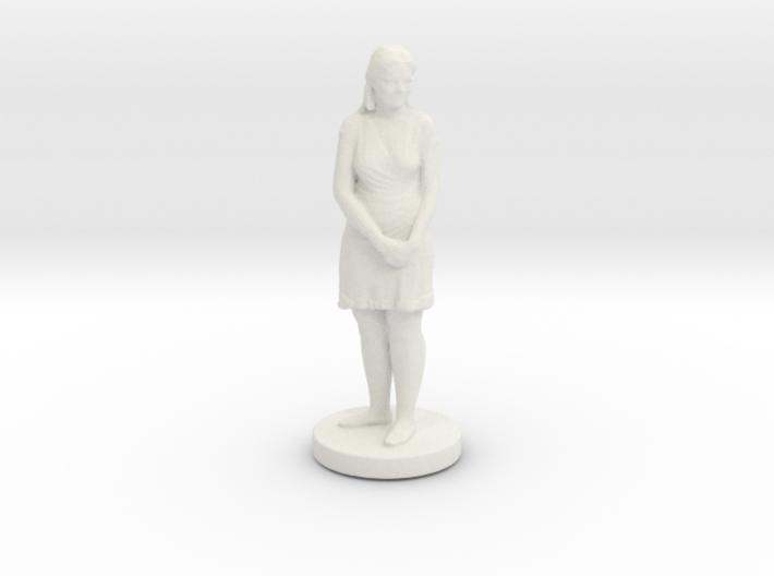 Printle C Femme 085- 1/48 3d printed
