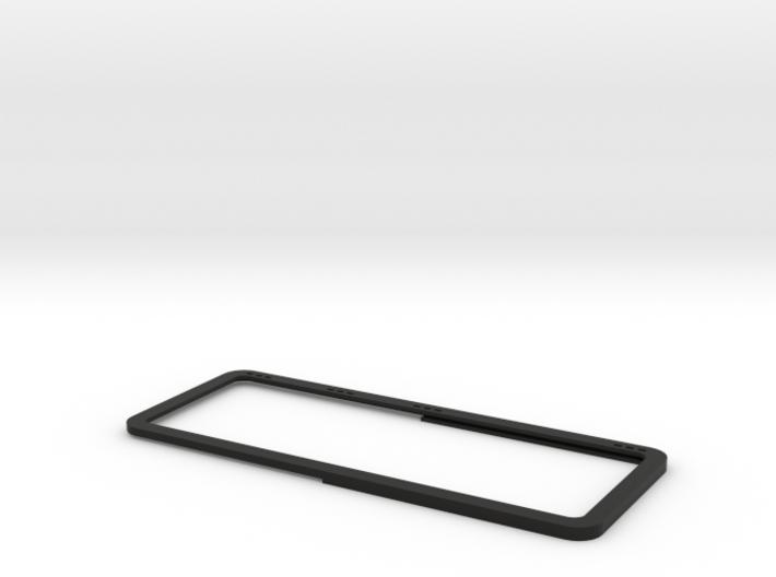 Open Rear Side Window Left D90 D110 Team Raffee 1/ 3d printed