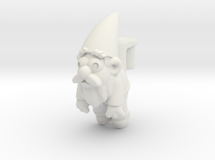 Brass Gnomeckles (5mm) 3d printed