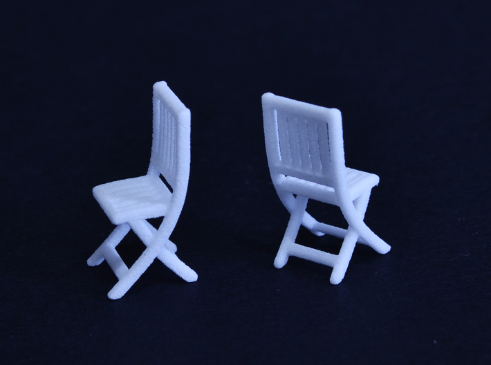 Dining Chair -  3d printed