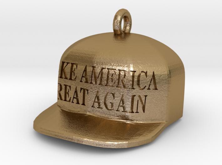 Make America Great Again charm 3d printed