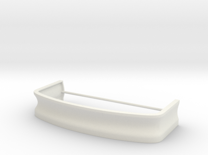 Outlaw Mustang Bumper 3d printed