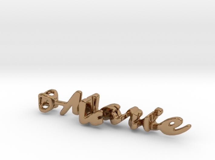 Twine Marie/Tan 3d printed
