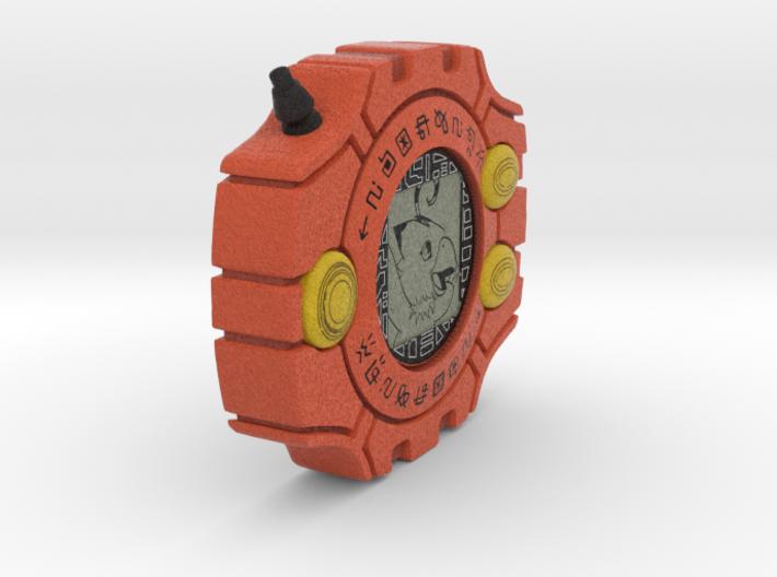 Sora's Digivice 3d printed
