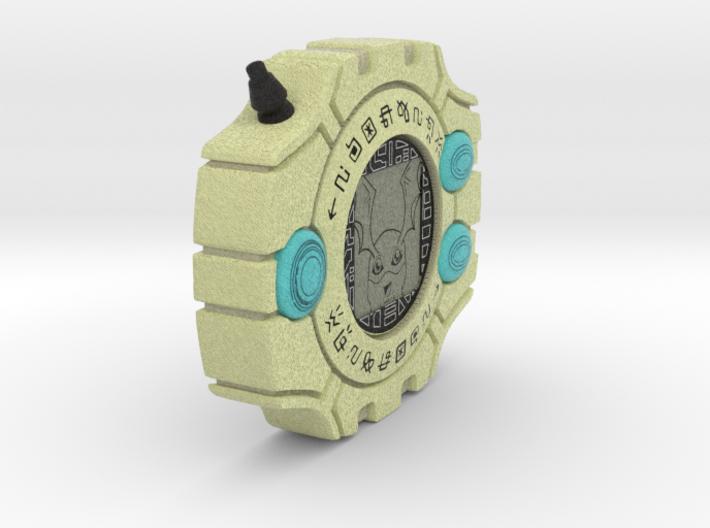 TK's Digivice 3d printed