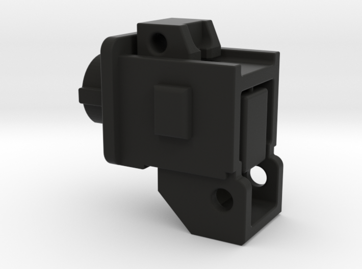 SilentShot RDP Stock Adapter  3d printed