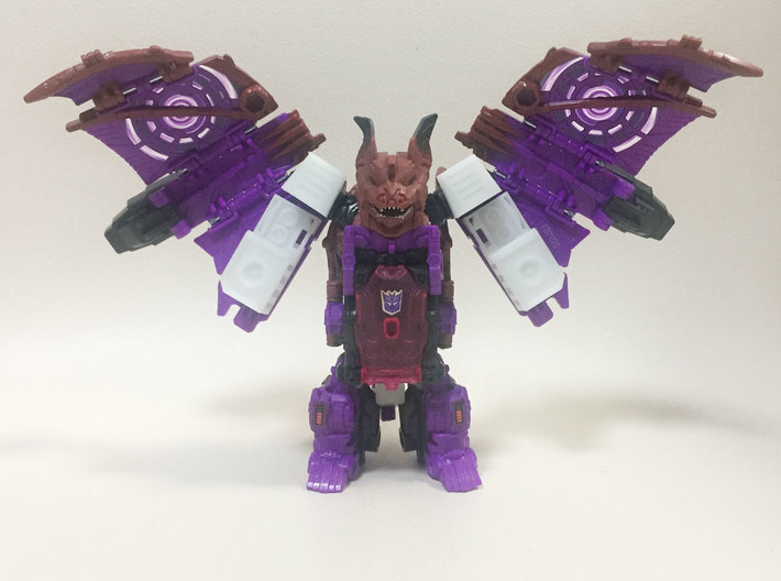 TR: Sonic kit for Mindwipe 3d printed