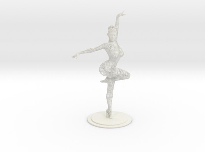 Ballet Girl For 30cm 3d printed