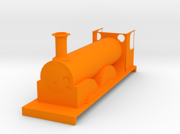 00 Scale LBSCR 'Gladstone': NOT FOR SALE 3d printed