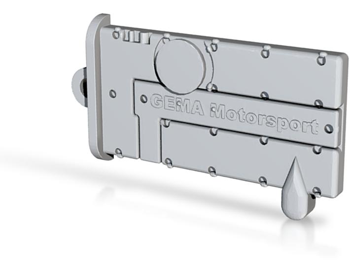 key chain GEMA Motorsport 3d printed