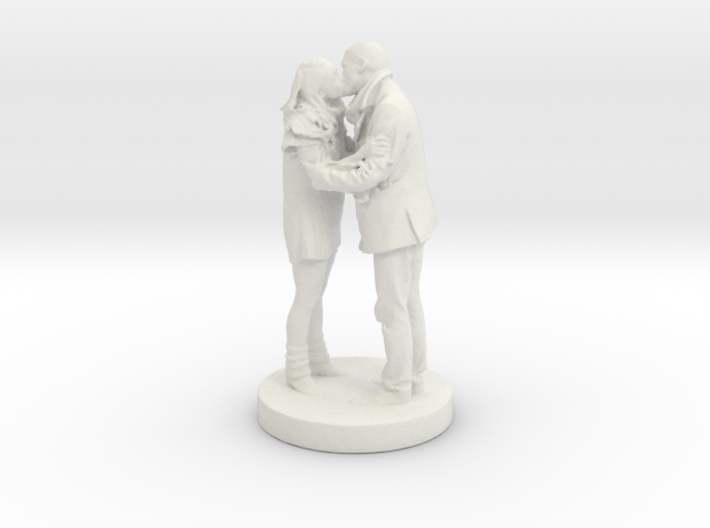 Printle Couple 052- 1/24 3d printed