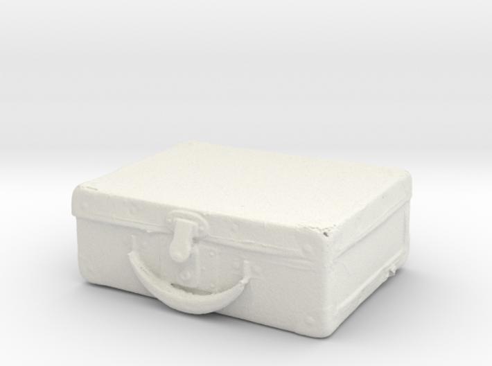 Printle Suitcase 01- 1/24 3d printed