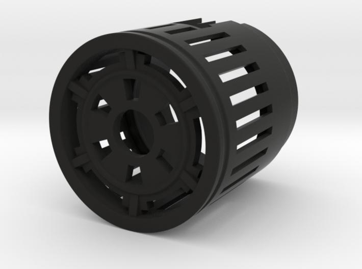Master replicas/Hasbro Pommel Insert speaker holde 3d printed