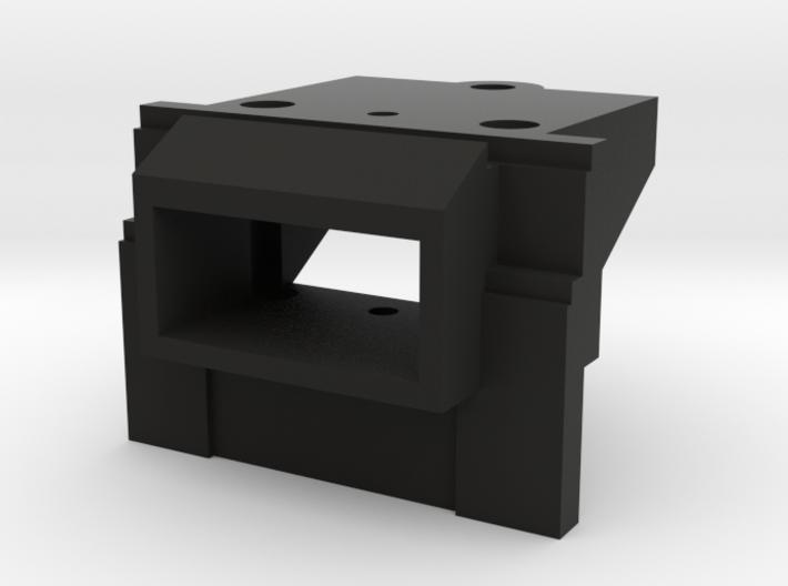 Atlas O Scale EMD GP7 & GP9 Coupler Mount (Solid) 3d printed