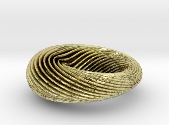 Torsion Ring 3d printed