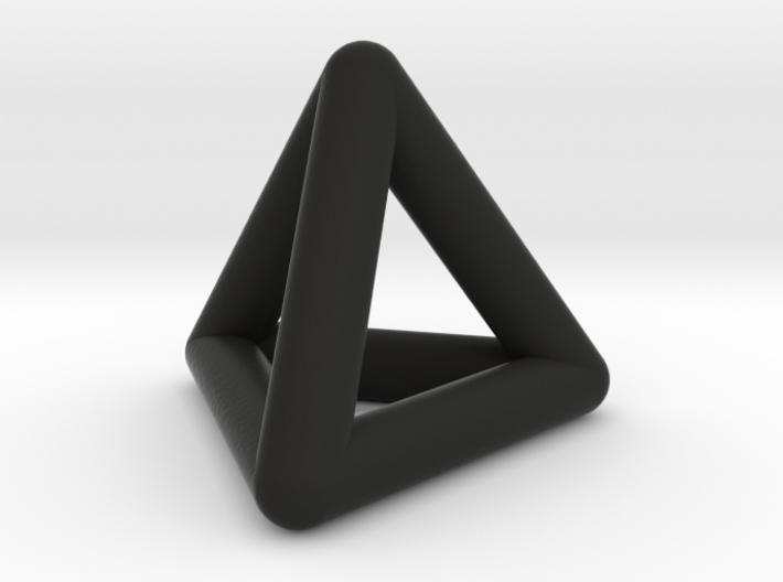 0592 Tetrahedron E (a=10-100mm) #001 3d printed