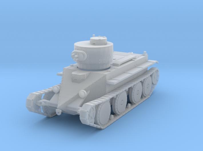 PV22B T3 Medium Tank (1/100) 3d printed