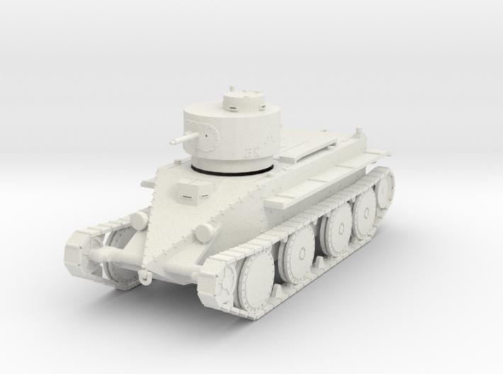 PV23A T1 Combat Car - Christie M1931 (28mm) 3d printed