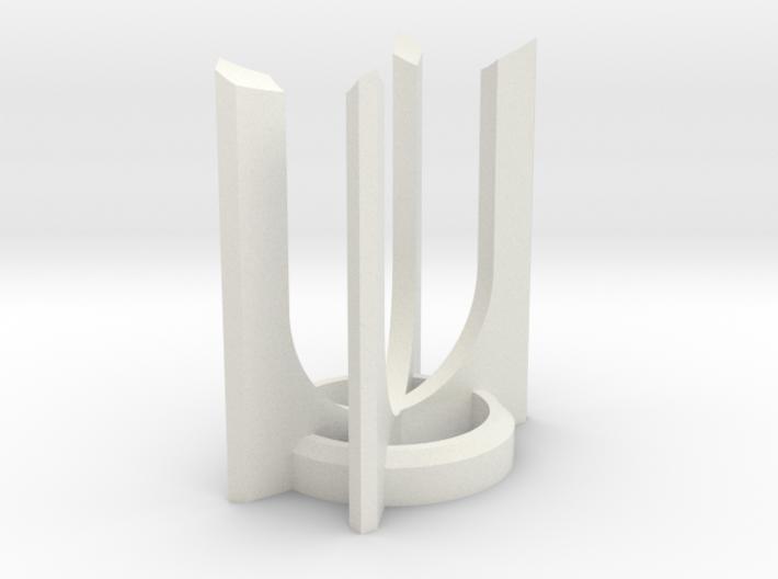 CIRC Lightsaber Display Stand 3d printed