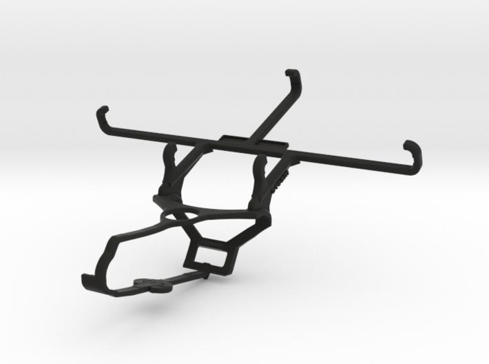 Steam controller & Gionee Marathon M5 enjoy - Fron 3d printed