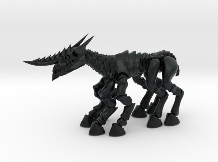 Darkhorn 002 3d printed
