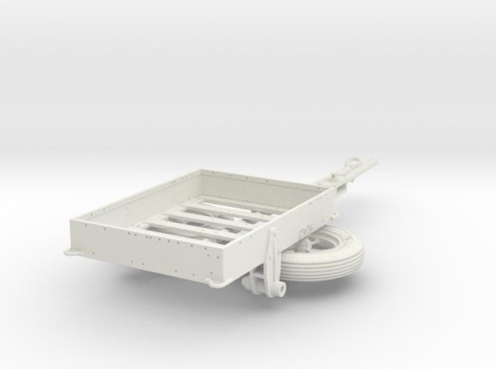 1/10.5 M3A4 Handcart 3d printed
